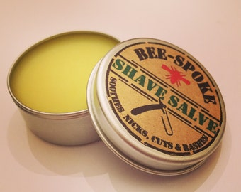 Soothing Shave Salve - Organic Beeswax