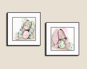 Pair of Prints ~BunnyBuds