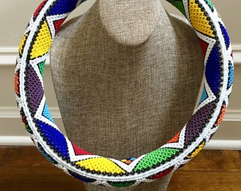 Ndebele Neck Ring