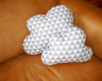 Cloud pillow set
