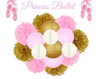 Ballet Party Decoration