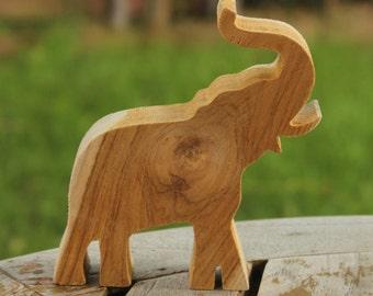 elephant wood, wood decor, teak wood decor, home decor, carved wood, animal wood