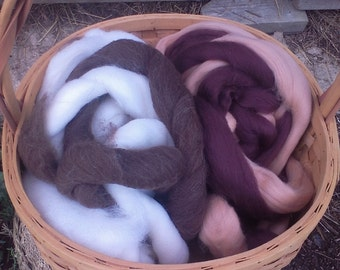 Roving, solid colors