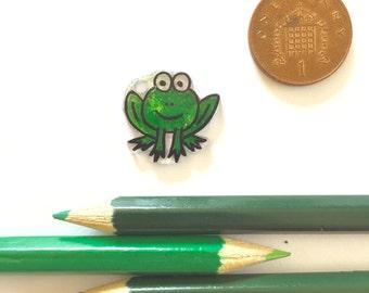 Cute Frog keyring