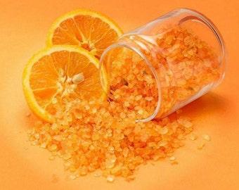 Citrus Bath salts!