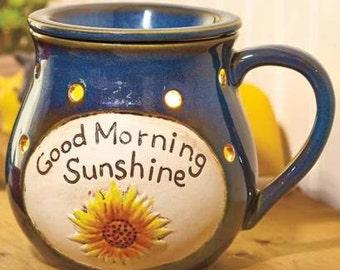 Good Morning Sunshine Wax Melt Warmer Tart Burner