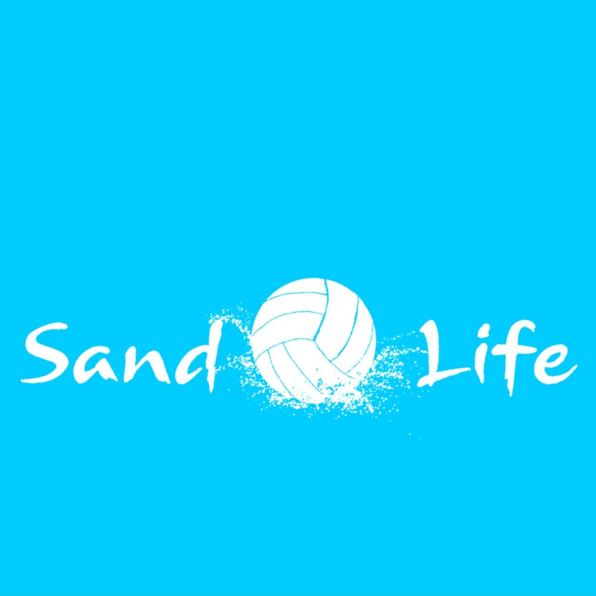 Beach Blanket Volleyball: Sand Life Beach Volleyball Apparel Towels By