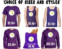 Choice of 1 WaLuigi Cosplay Item * Sizes 2T - 6XL Shirt * Tank * Hoodie * Long Sleeve * Tote Bag *  Super Mario Brothers * Smash Bros * Kart