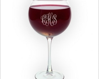 Red Wine Glasses - 3247