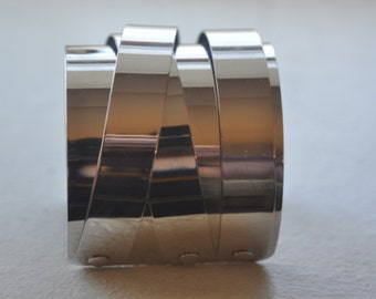 4x6 Photo - Silver Bracelet - Other Sizes Available