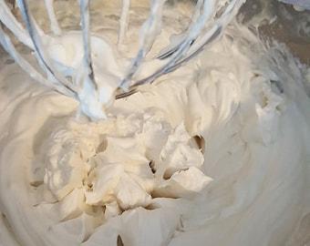 100% Organic Whipped  Grade A Shea Butter 4oz