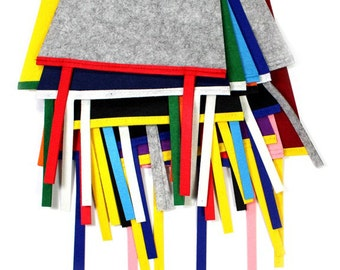 Custom Wool Pennant