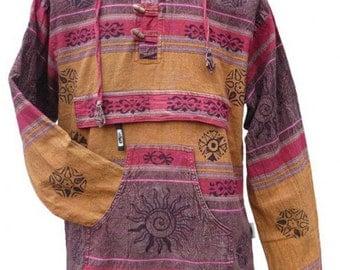 Men's Nepal winter hoodie jacket