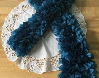 Fancy tot's scarf