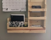 Family Command Center-Made from Pallets