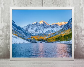 Beautiful Mountains Print, Instant Download, Travel Photography, Home Decor, Wall Art, Travel Prints, Mountain Photography, Colorado