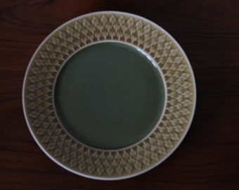 KRONJYDEN - Relief green lunch plate