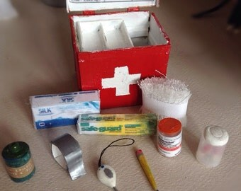 Schleich First Aid Kit
