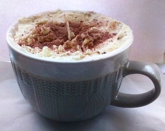Cappuccino Candle