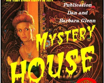 Old Time Radio - Mystery House - Mp3 on disc