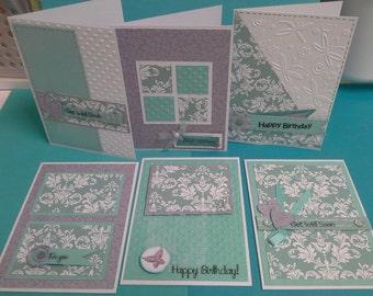 Female  Card Set CG6
