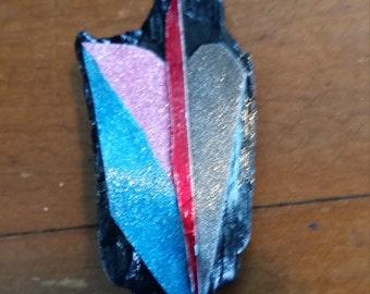Colorful pendant