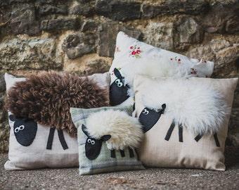 Sheep Cushions
