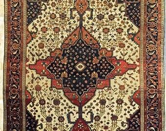 -30% discount Carpet saruk Farahan ancient persia, 298 x 198 cm
