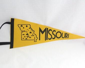 Missouri Pennant