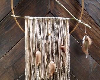 Dreamcatcher Branch hanging