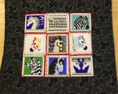 Bead-It-Forward Animal Themed Quilt Equine BIF115