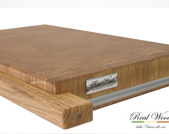 "Wooden chopping board ""Cutting Board"""