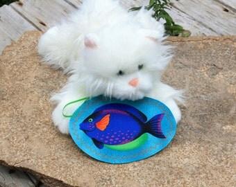 Cat Toy, Catnip Toy, Cat Nip Toy, Organic Catnip Toy, Organic Cat Nip Toy, Colorado Catnip Toys, Soft Cat Toy, Fabric Cat Toy, Fish Cat Toy