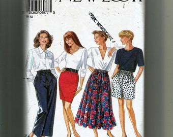 New Look Skirt, Shorts  and Pants Pattern 6977