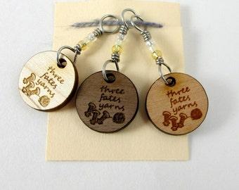 Three Fates Yarns Stitch Markers
