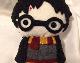 Harry Potter inspired doll