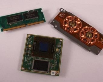 Bits and Bytes Computer Geek Refrigerator Magnet Set