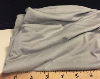 Stretch Jersey  Knit Fabric 2-3/4  Yards