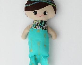 Baby Mermaid Doll, Arrows