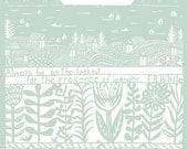 wonder - e.b. white - matte archival print