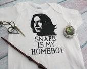 Snape is My Homeboy Onesie