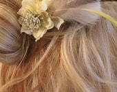 A Breath of Fresh Air - Hair Fascinator-Touch of Whimsey