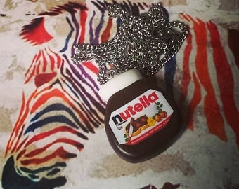 Nutella Necklace