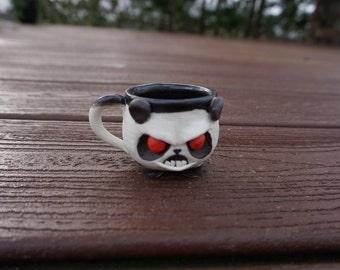 Furious Panda Espresso cup/shot glass