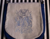 Pouch Spare Pocket Embroidery Thor