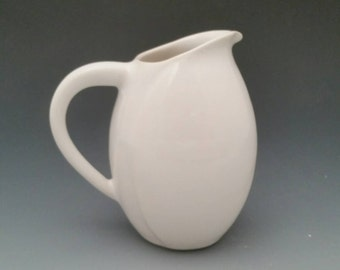 Ceramic Creamer, Pitcher, Jug for Tea, Coffee