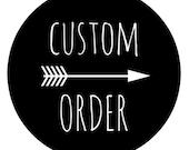 Custom Order for SurfWriter
