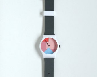 Limited Edition: Yokoo Watch - Chiffre 001 (Pastel Pieces)