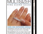 Adjustable Ring Sizer . full price refunded with purchase of any ring
