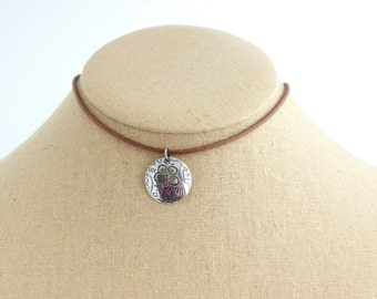 Boho Jewelry- Boho Gift for Her- Bohemian Gift - Choker Necklace - Fashionable Choker Necklace - Adjustable - Choker For Woman
